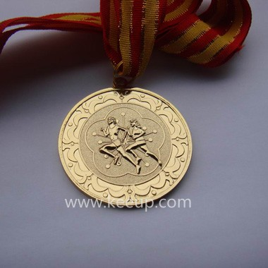 Commemorative Metal Medal