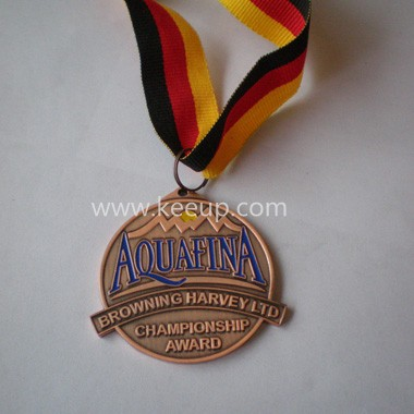 Individualized Customized Metal Medal