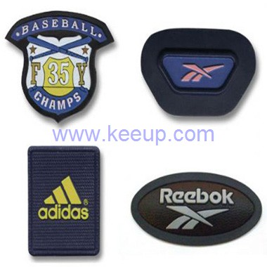 Promotional PVC Badges