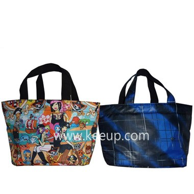 Ripstop Beach Tote Bag