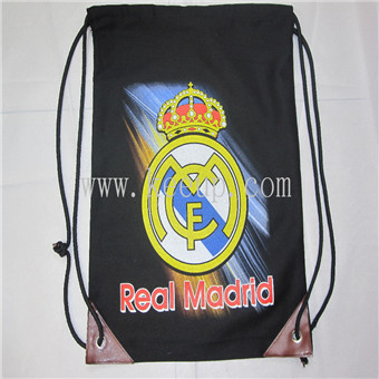 Cheap color printing Beam mouth drawstring bag
