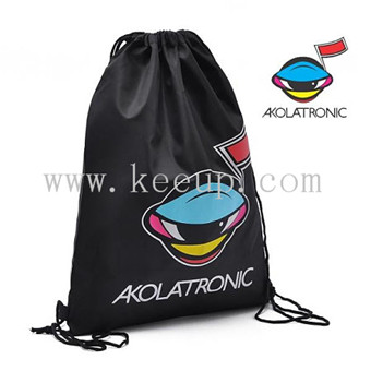 Customize Beam mouth bag with full color printing