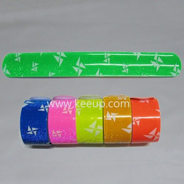 Snap Reflective Wristband