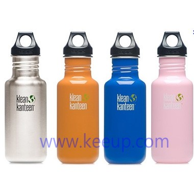 Wide Mouth Stainless Steel Water Bottles
