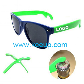 Sunglasses Wayfarer with Bottle Opener