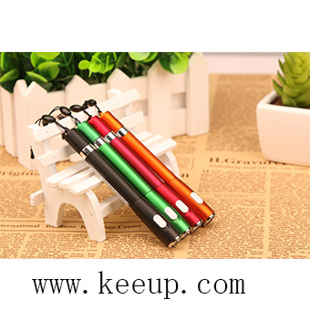 New style banner pen with LED light for promotion