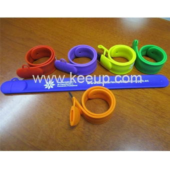U-DISK Silicone Bracelet best for Christmas promotional gifts