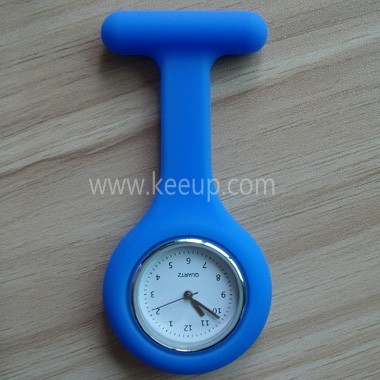 Nurse Silicone Fob Watch